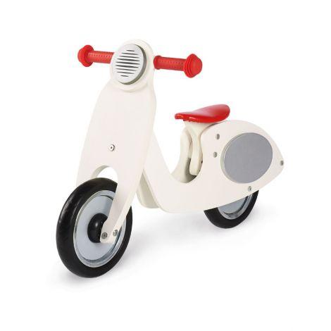 Pinolino Laufrad Vespa Wanda  - cremeweiß -