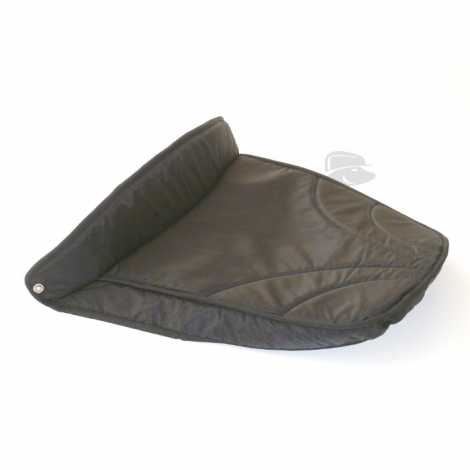 Winddecke in schwarz für TFK dot-Wanne bis 2016