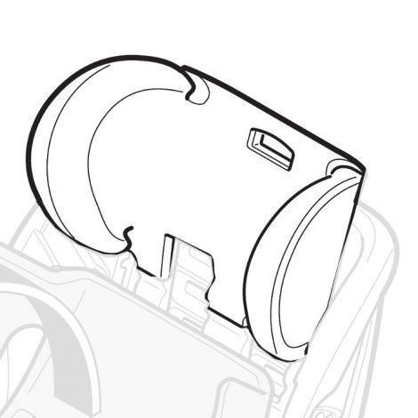 Styropor für Concord Ultimax Kopfstütze