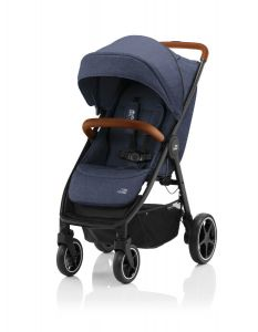 Britax Römer B-AGILE R Navy Ink / Brown