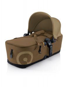 Concord Scout Kinderwagenaufsatz Faltwanne -Brown-