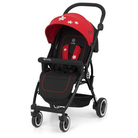 Kiddy Urban Star 1 in Chili Red