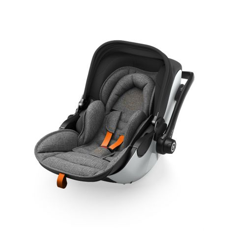 Kiddy  Evoluna i-Size 2 in Safe Orange