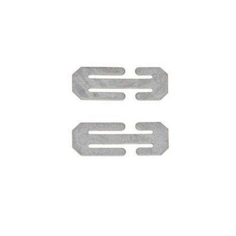 Britax Römer - Zweischlitzplatte Set für ADVANSAFIX II, BABY-SAFE, DUO PLUS u.w.