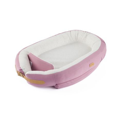 Voksi Baby Nest in Light pink