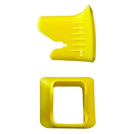 Isofix-Führungstrichter für Kiddy-fix-Sitze