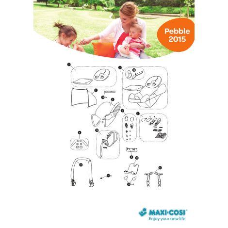 Kostenvoranschlag für Reparatur Maxi-Cosi Pebble