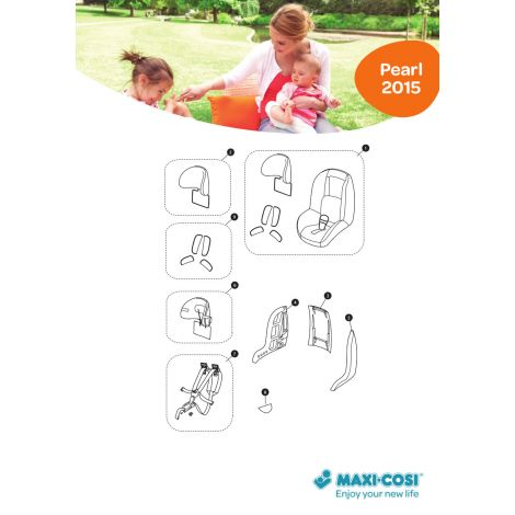 Kostenvoranschlag für Reparatur Maxi-Cosi Pearl