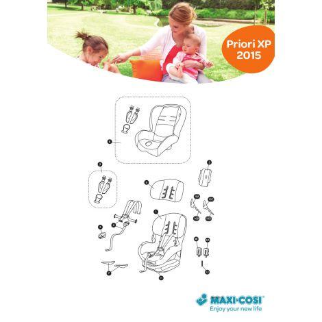 Kostenvoranschlag für Reparatur Maxi-Cosi Priori XP