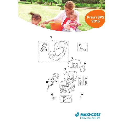 Kostenvoranschlag für Reparatur Maxi-Cosi Priori SPS
