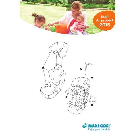 Kostenvoranschlag für Reparatur Maxi-Cosi Rodi Air Protect