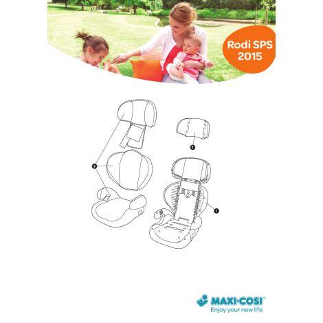 Kostenvoranschlag für Reparatur Maxi-Cosi Rodi SPS