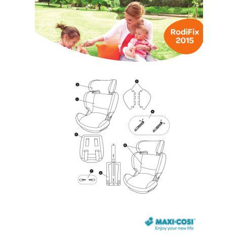 Kostenvoranschlag für Reparatur Maxi-Cosi RodiFix