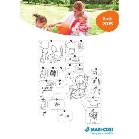 Kostenvoranschlag für Reparatur Maxi-Cosi Rubi