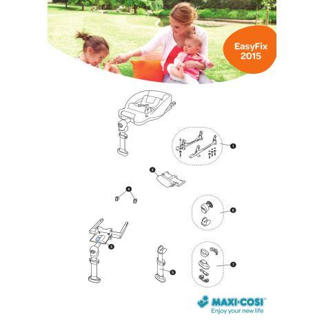 Kostenvoranschlag für Reparatur Maxi-Cosi EasyFix