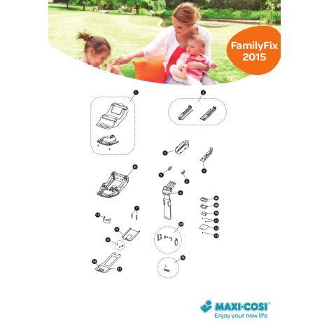 Kostenvoranschlag für Reparatur Maxi-Cosi FamilyFix