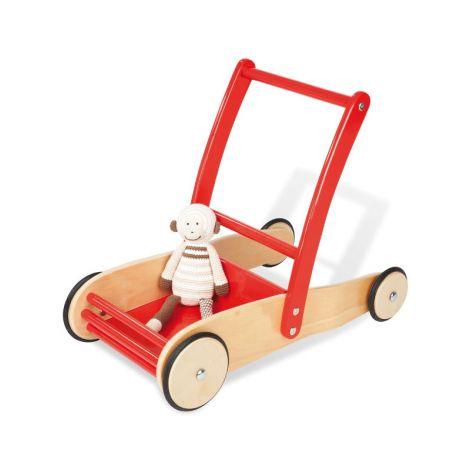 Pinolino Lauflernwagen - Uli - rot