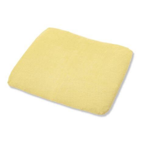 Pinolino Bezug für Wickelauflagen, Frottee, gelb