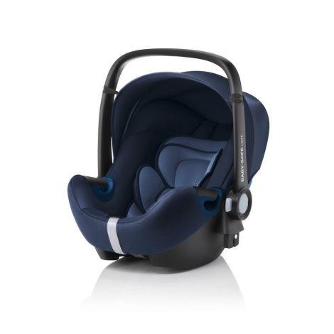 Britax Römer BABY-SAFE PLUS SHR II Moonlight Blue