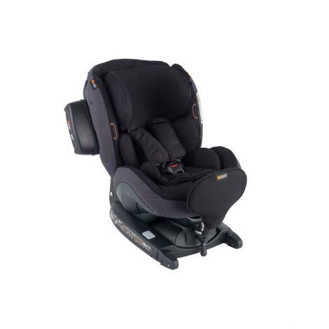 BeSafe iZi Kid X3 i-Size Midnight Black Mélange