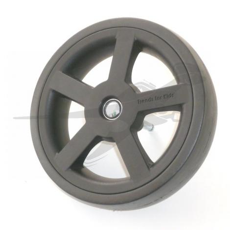 TFK dot Hinterrad / Reifen schwarz