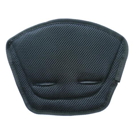 Schutz/Kopfpolster für Gurtsystem für TFK dot in schwarz