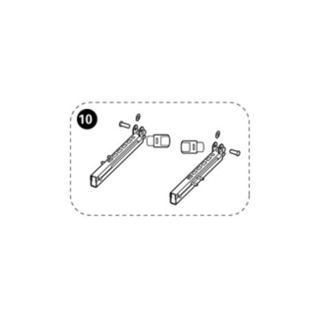 Reparatur: ISOFIX-Konnektor Maxi-Cosi AxissFix oder AxissFix Plus