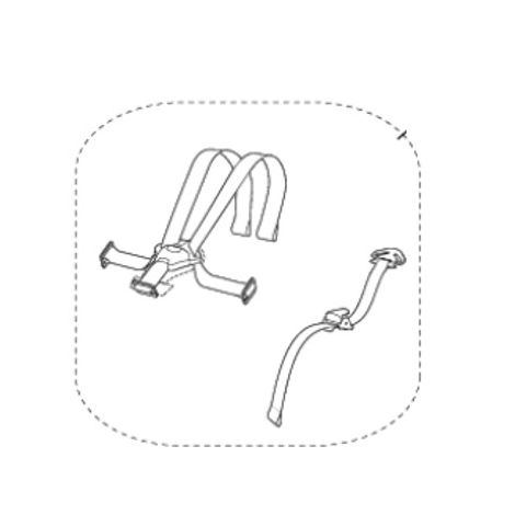 Reparatur: Austausch Gurtsystem für Maxi-Cosi MobiXP u. MobiSPS