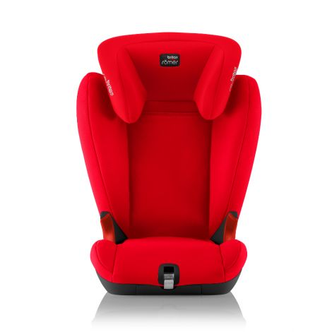 Britax Römer KIDFIX SL Black Series Fire Red