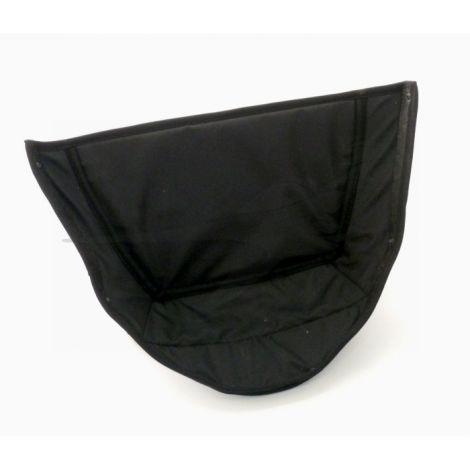 TFK Lite Mini -  Fußbereich für Sitzeinhang in schwarz