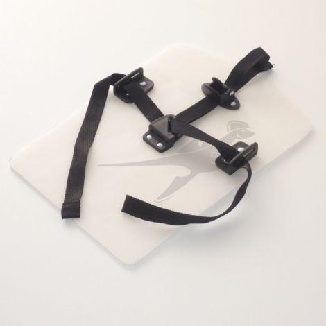 TFK Lite Mini -   Rückenplatte mit Bandverstellung