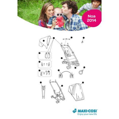 Kostenvoranschlag für Reparatur Maxi Cosi Noa