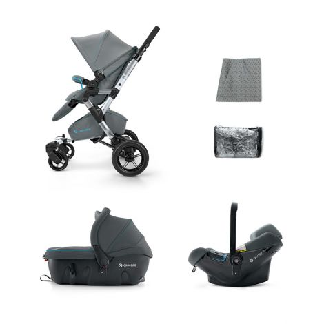 Concord Neo Travel-Set  (Neo/AirSafe/Sleeper 2.0) Stone Grey