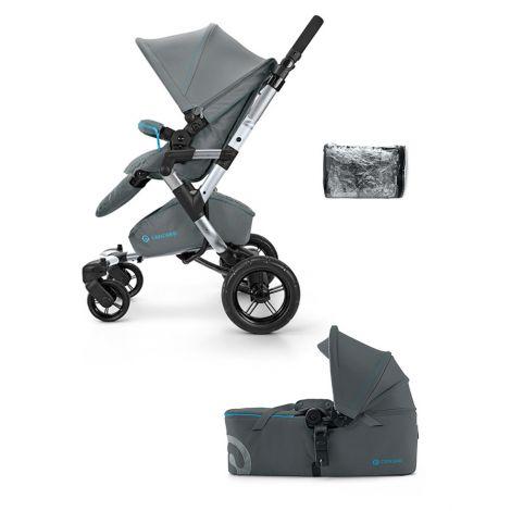 Concord Neo / Scout Kinderwagen-Set -Stone Grey-