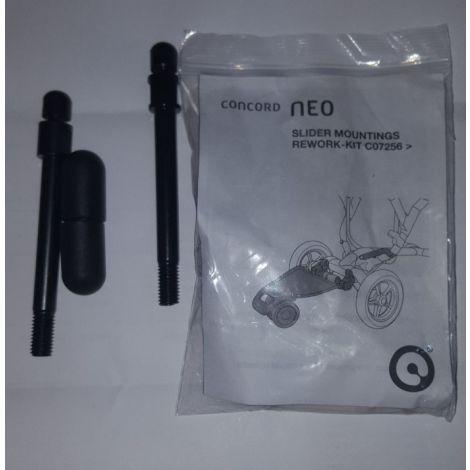 Slider 'Mountings rework kit' zu Concord Neo 2013/14