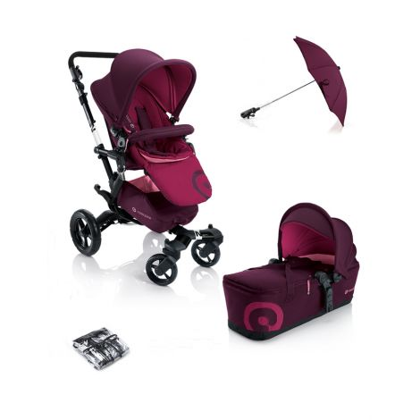 Concord Neo / Scout Kinderwagen-Set -Candy Pink-
