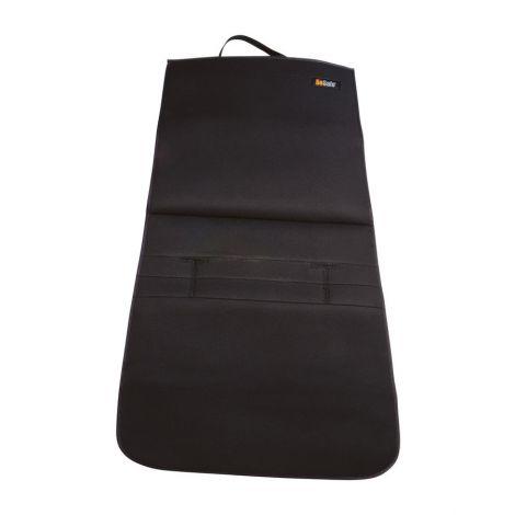 BeSafe Schutzbezug für Fahrzeugsitz schwarz - wattiert