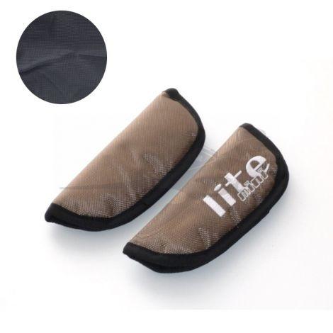 TFK Lite Mini -  Gurtpolster in schwarz