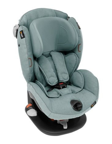 BeSafe iZi Comfort X3 - Sea Green Mélange