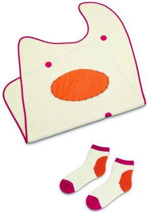 Concord Decken-Socken-Set Gina