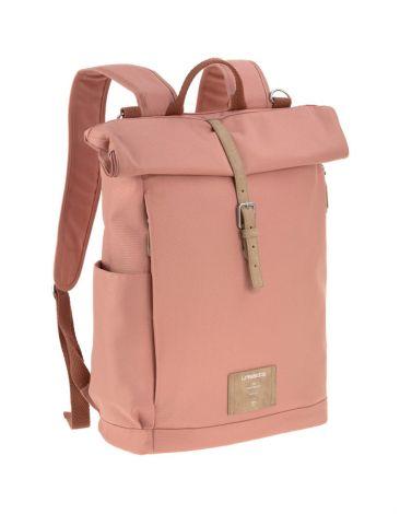 Lässig Wickelrucksack - Green Label Rolltop Backpack - Cinnamon