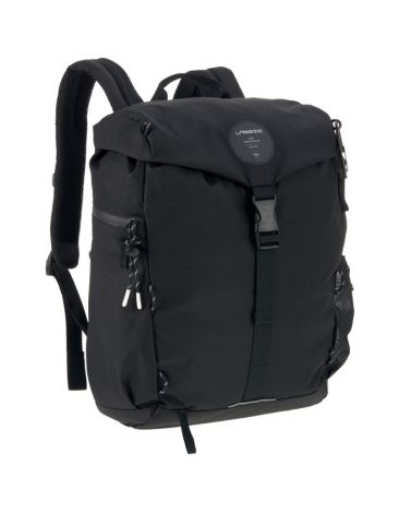Lässig Wickelrucksack - Green Label Outdoor Backpack - Black