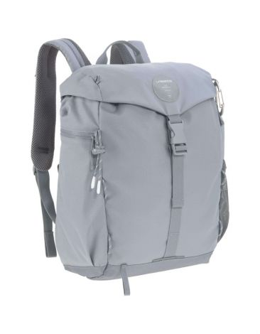 Lässig Wickelrucksack - Green Label Outdoor Backpack - Grey