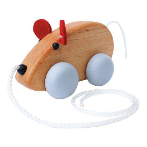 """Pfingstweid Maus """"Steffi"""" zum Nachziehen"""