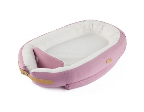 Voksi Baby Nest in Light pink