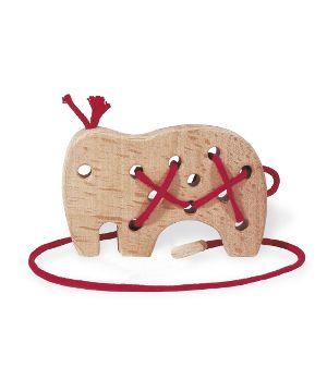Pinolino Fädelspiel 'Elefant'