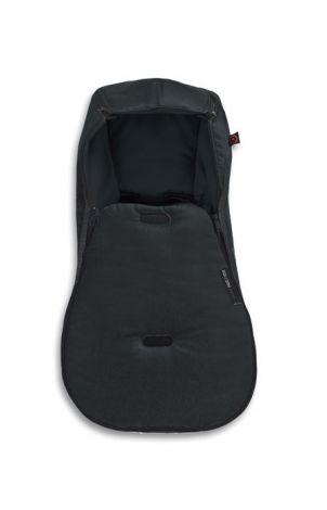Fußsack Hug Driving black/sand