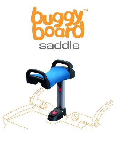Lascal BuggyBoard Saddle Blau