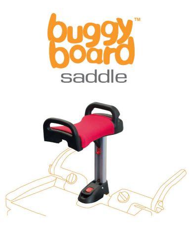 Lascal BuggyBoard Saddle Rot