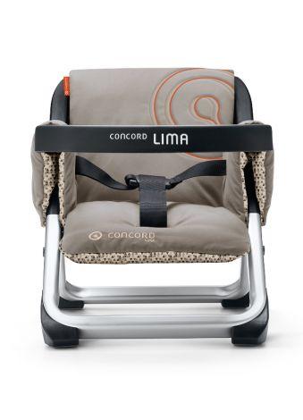 Concord Lima Reisehochstuhl -Cool Beige-
